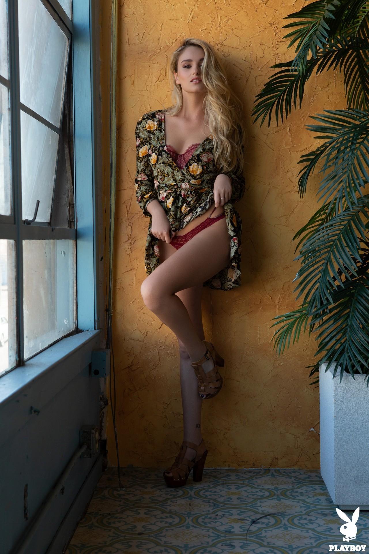 Lindsay Marie In Something Comfortable Playboy Plus (31)