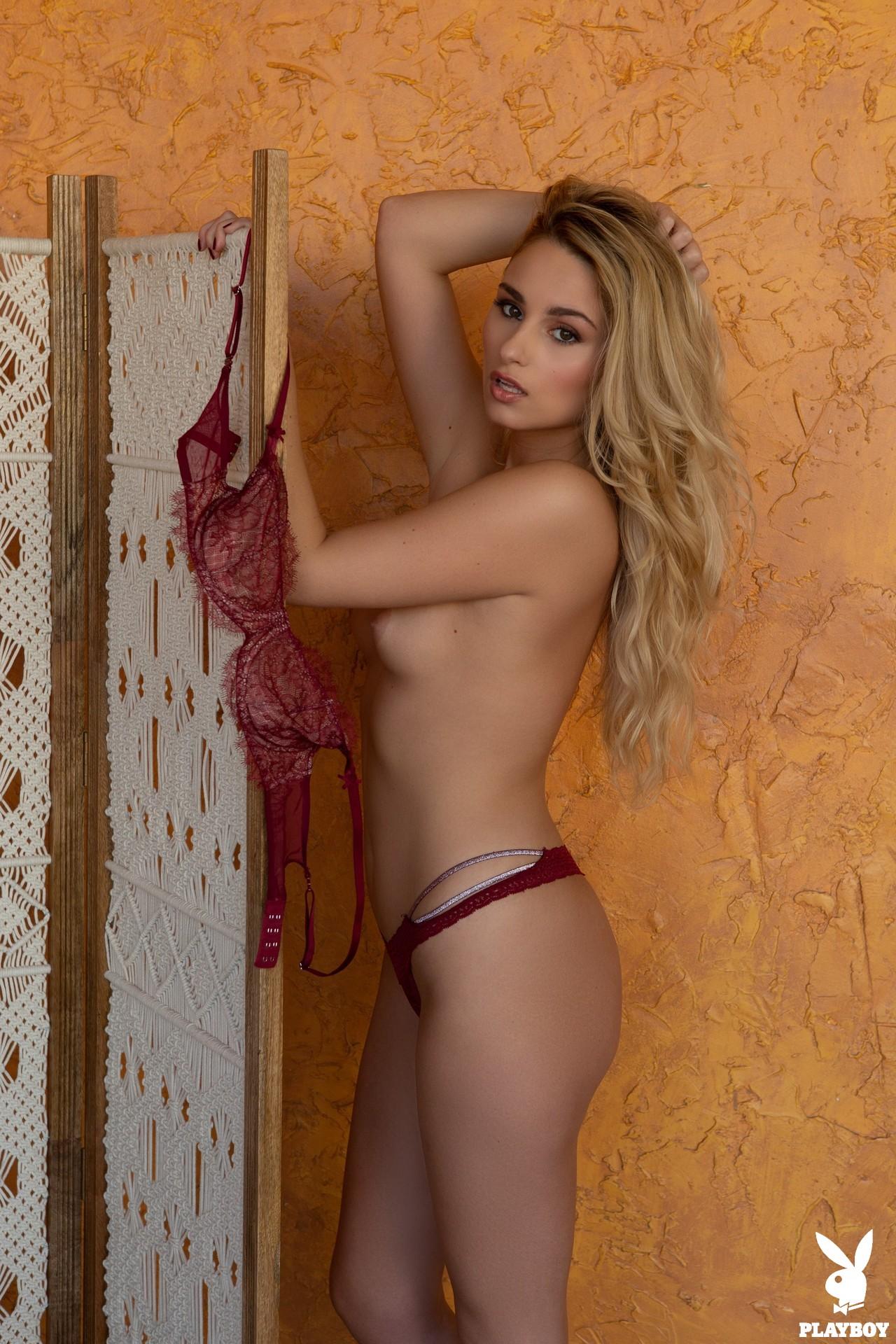 Lindsay Marie In Something Comfortable Playboy Plus (38)