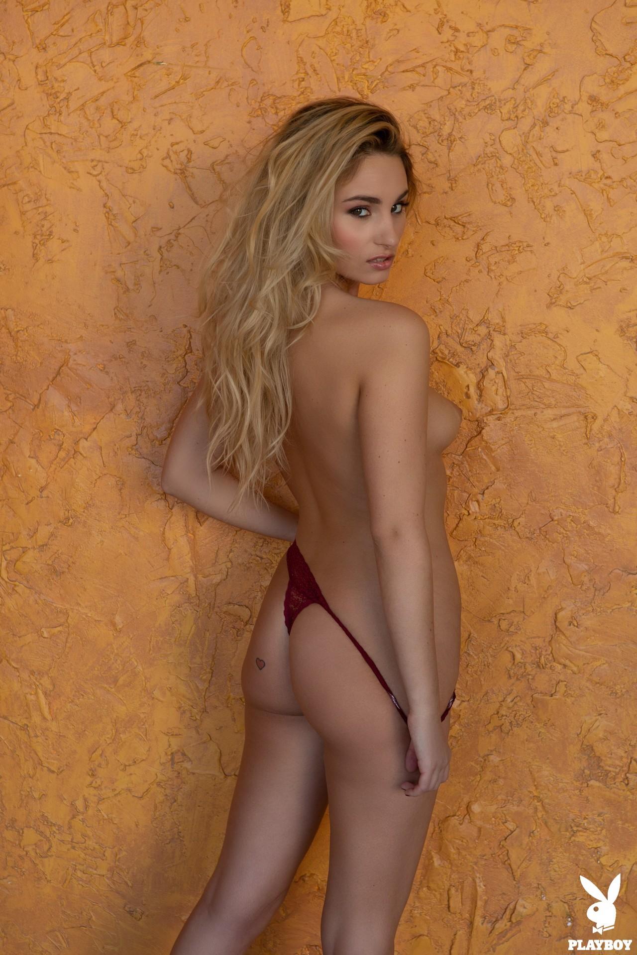 Lindsay Marie In Something Comfortable Playboy Plus (7)