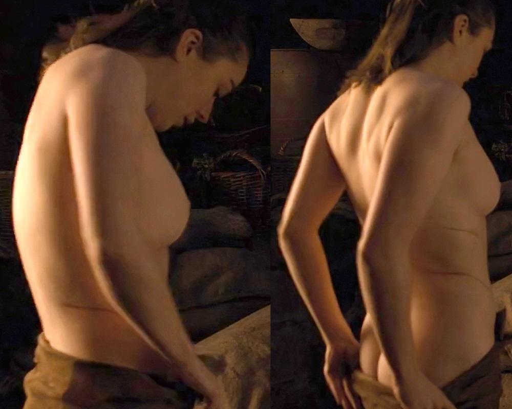 Maisie Williams Naked