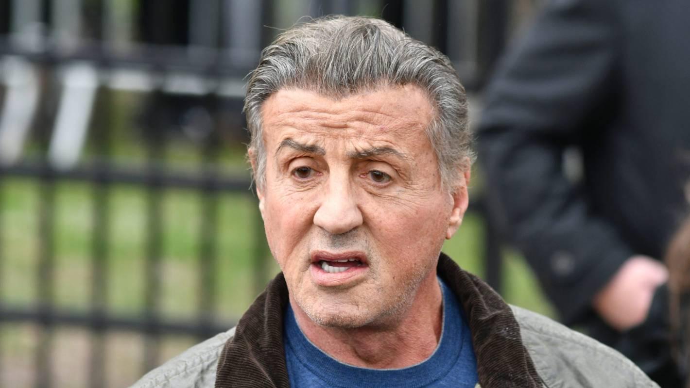 Sylvester Stallone Sex Tape