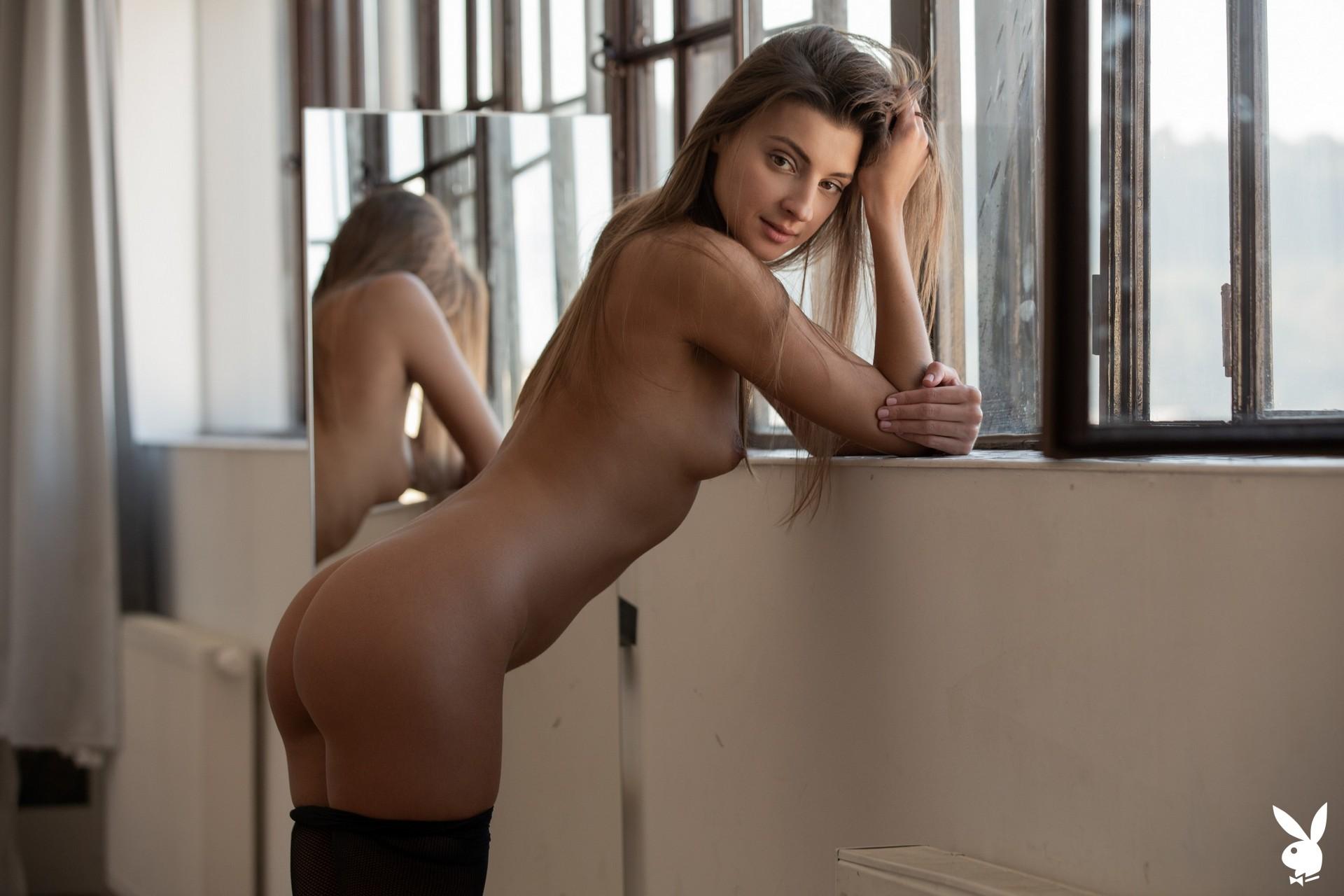 Maria Ryabushkina In Window To The Soul Playboy Plus (18)