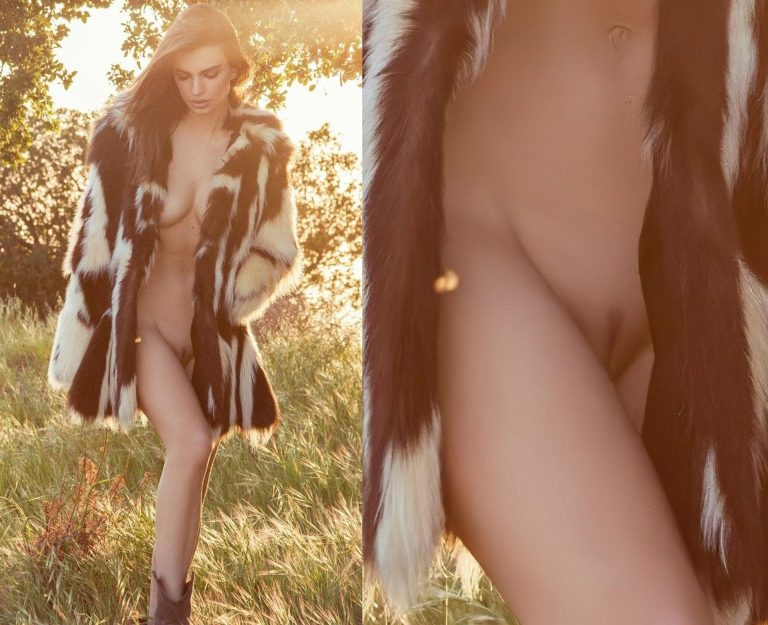 Emily Ratajkowski Nude Pussy Thefappeningblog.com 3 768x625