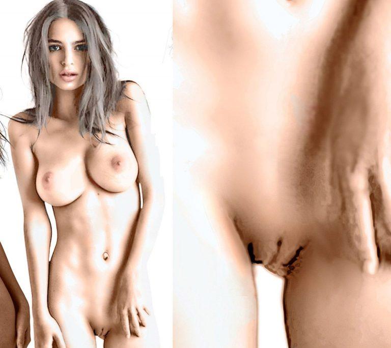 Emily Ratajkowski Nude Pussy Thefappeningblog.com 13 768x684