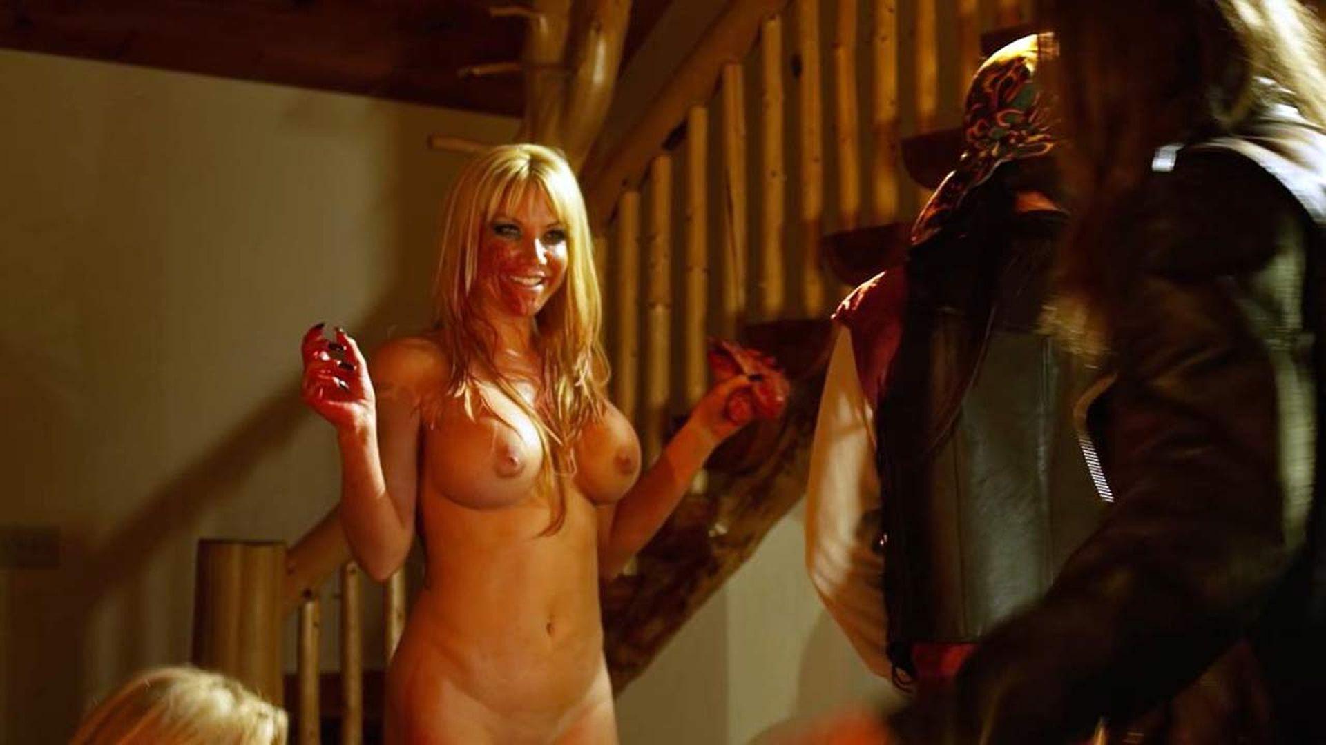 Angie Savage Nude – The Family 002