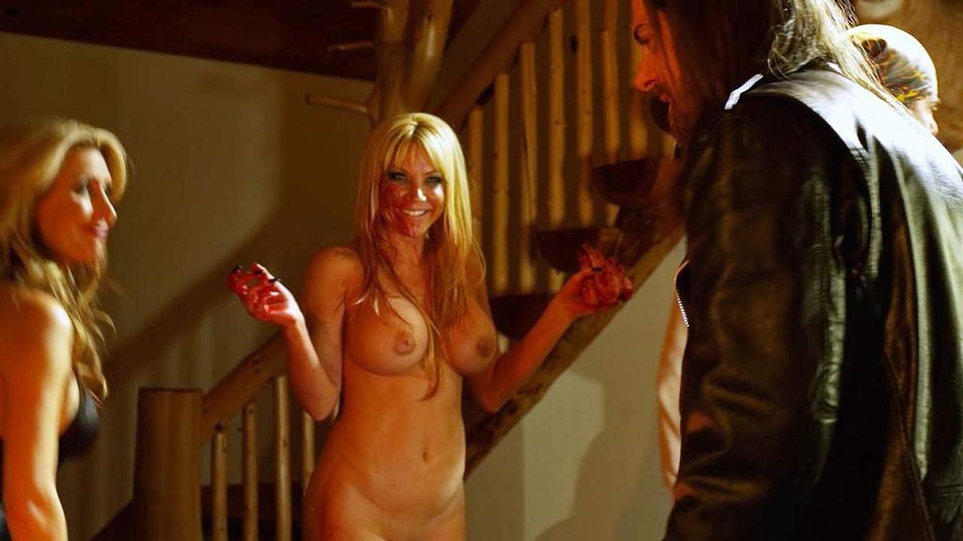 Angie Savage Nude – The Family 004