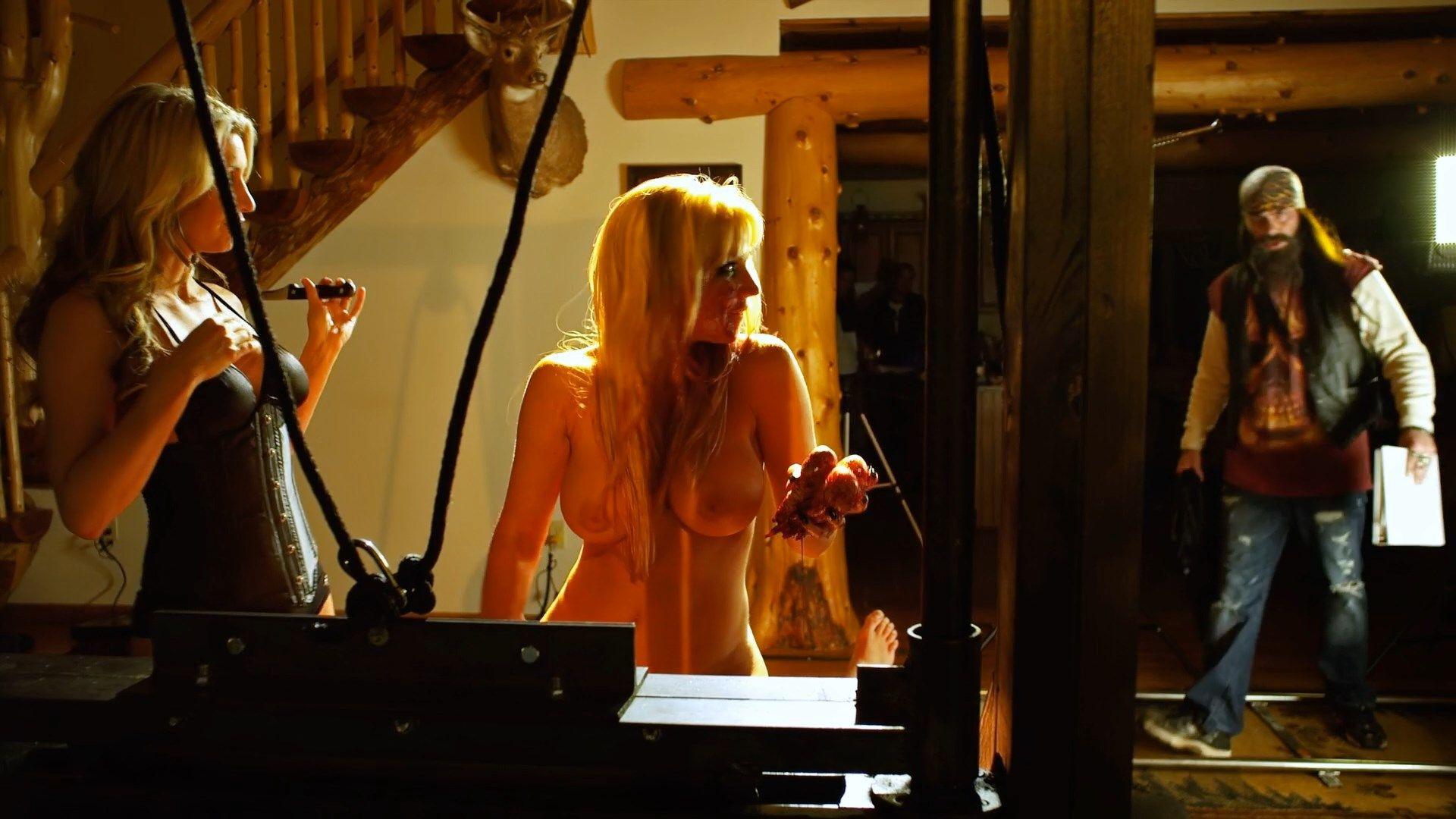 Angie Savage Nude – The Family 005