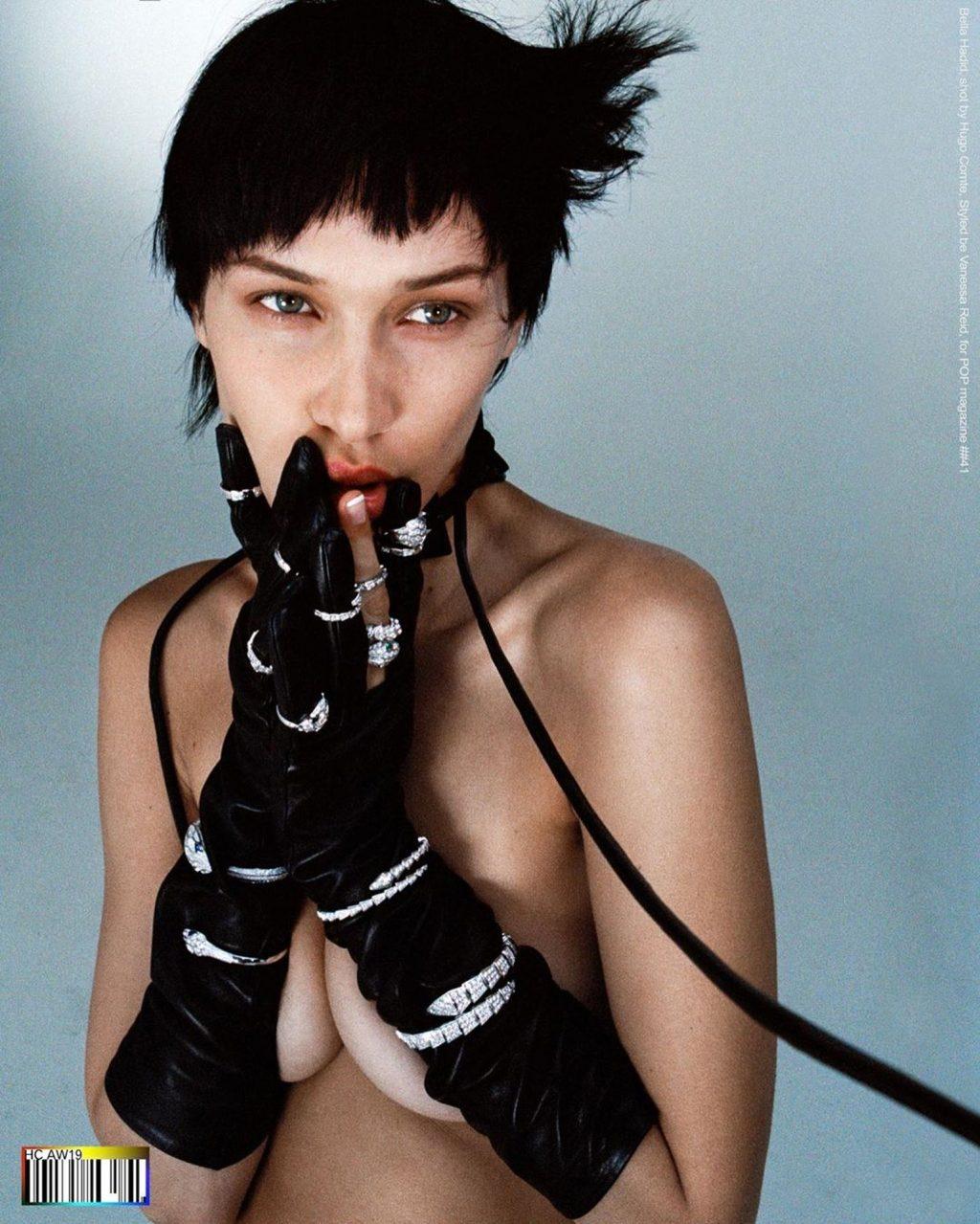 Bella Hadid Topless Thefappeningblog Com 2 1024x1279