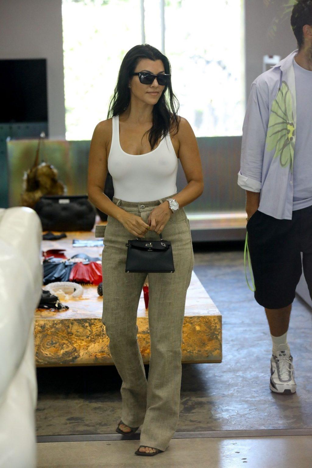 Kourtney Kardashian See Through Thefappeningblog Com 143 102