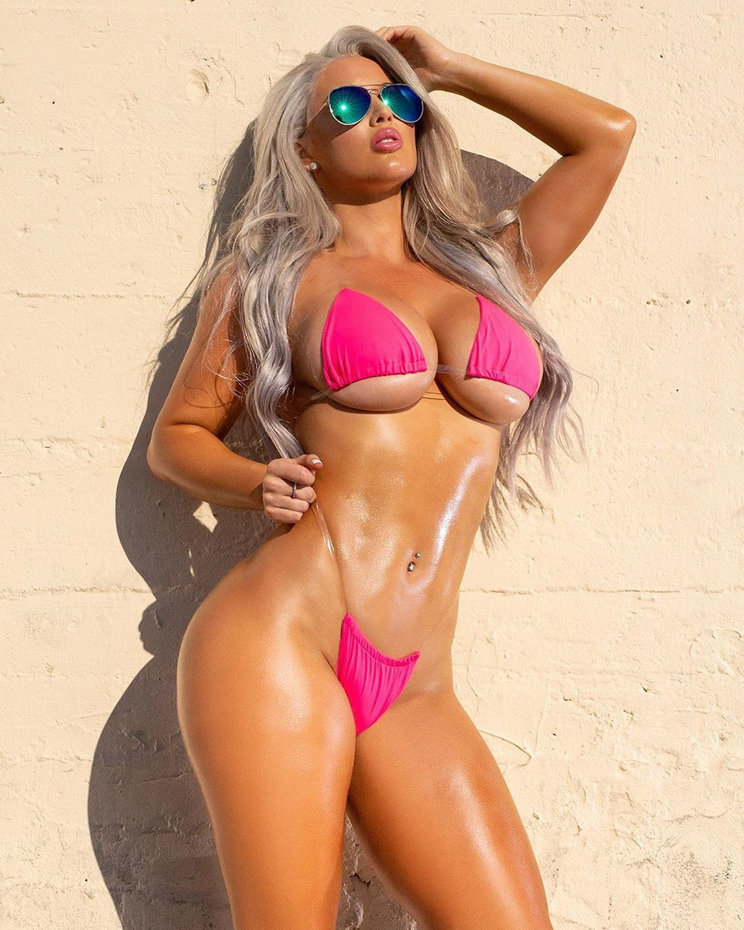 Laci Kay Somers Nude & Sexy 005