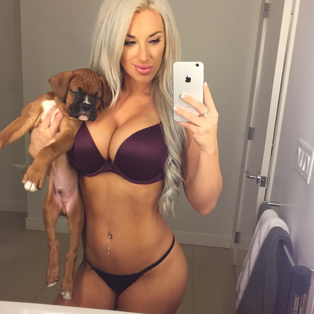 Laci Kay Somers Nude & Sexy 077
