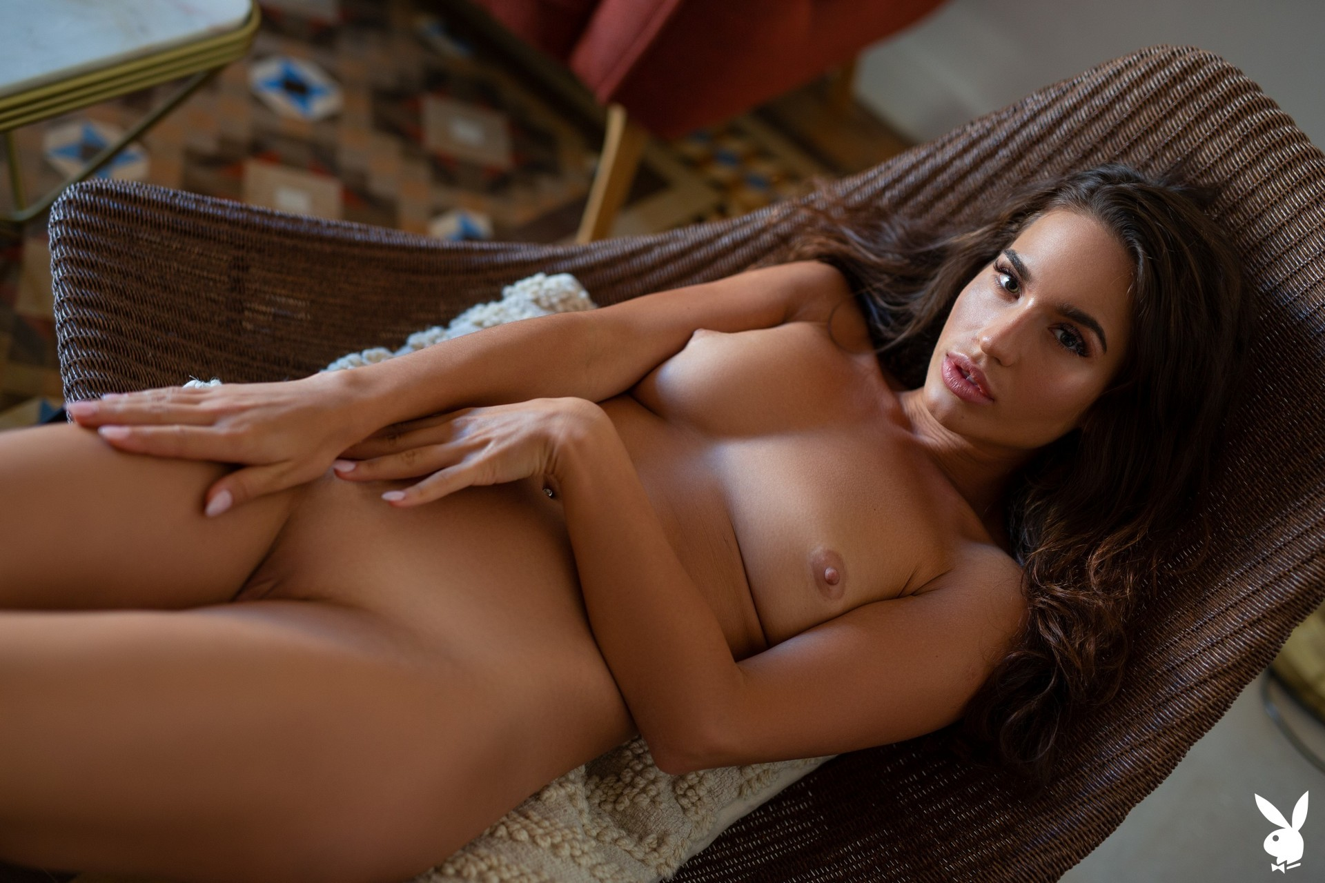 Nicole Winter In Happy At Home Playboy Plus (19)