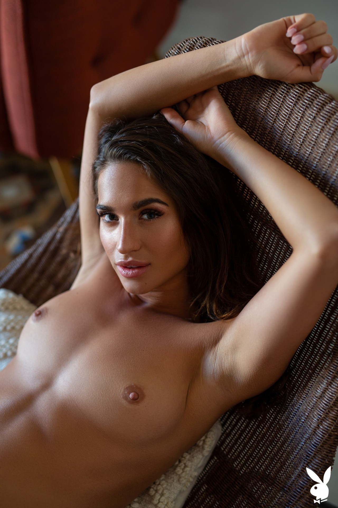 Nicole Winter In Happy At Home Playboy Plus (22)