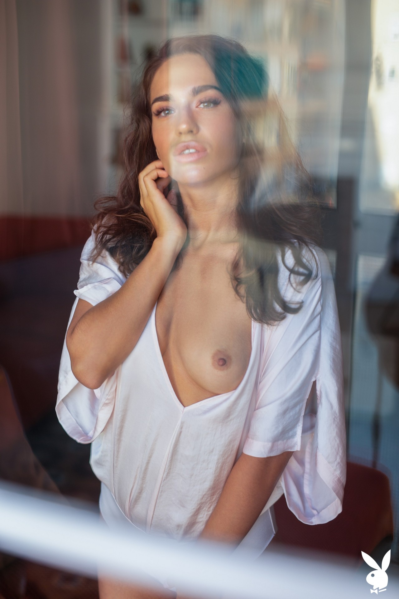 Nicole Winter In Happy At Home Playboy Plus (5)