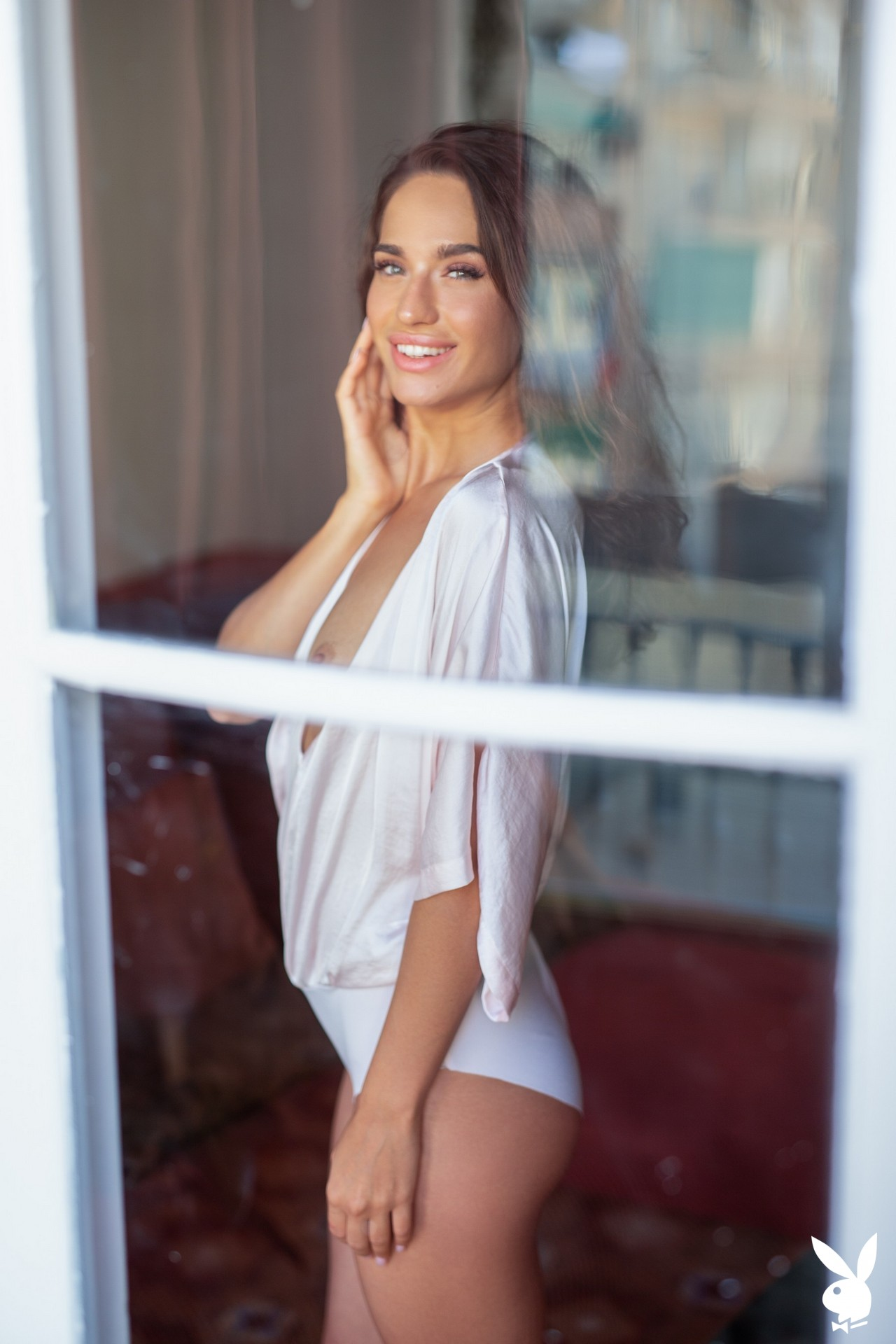 Nicole Winter In Happy At Home Playboy Plus (6)