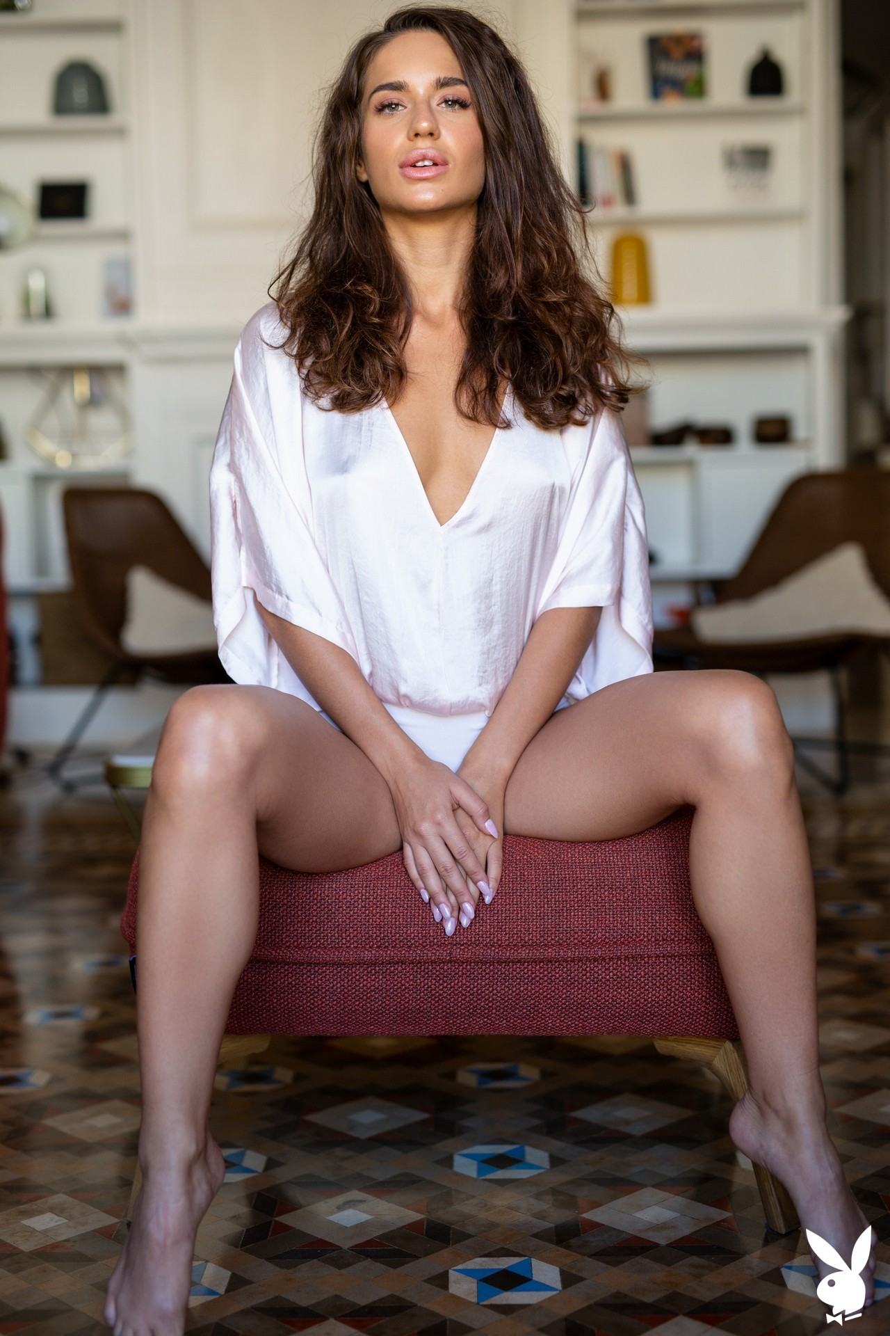 Nicole Winter In Happy At Home Playboy Plus (1)
