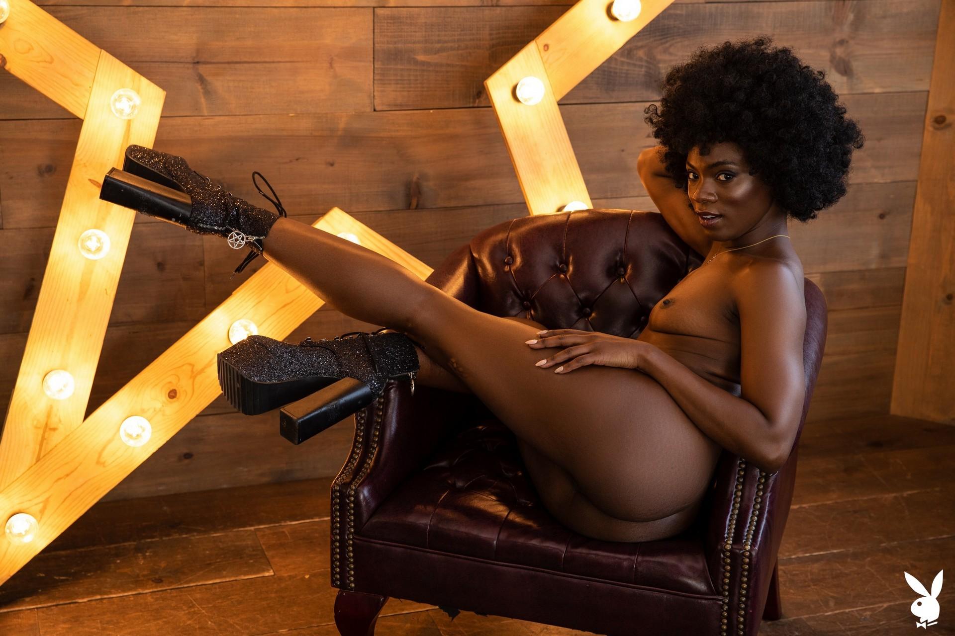 Playboy Plus: Ana Foxxx in Supernova