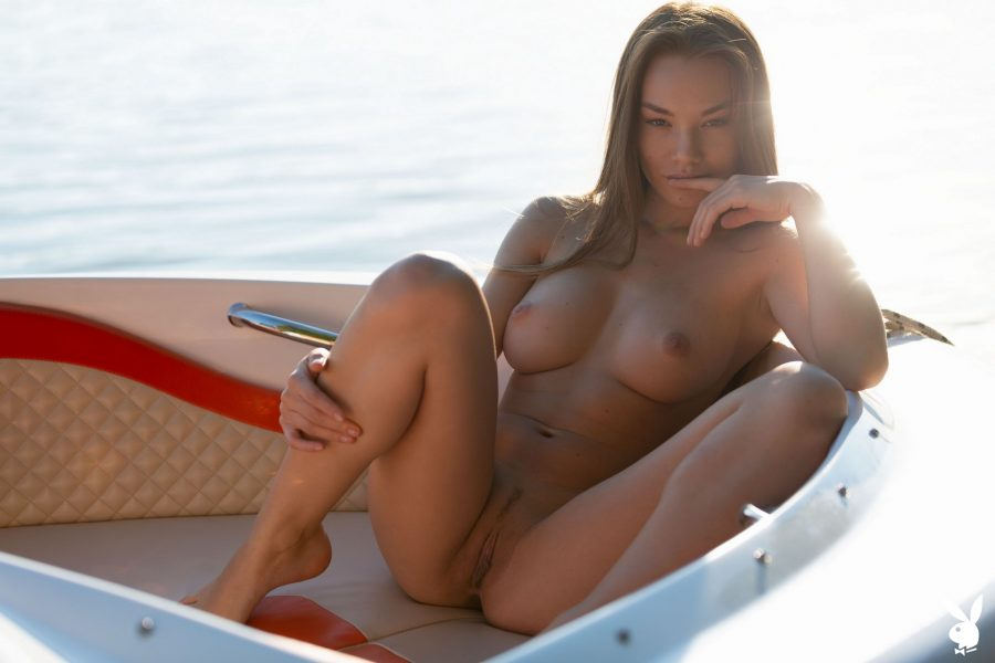 Clara in Smooth Sailing - Playboy Plus (33)