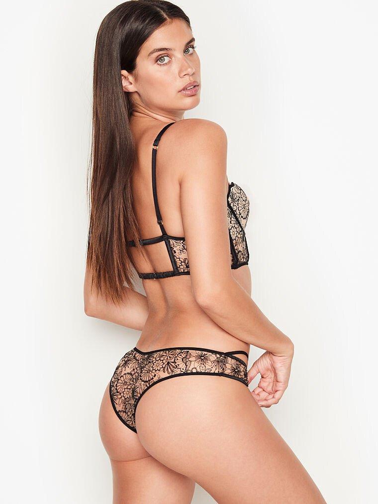 Sara Sampaio – Sexy – Lingerie Photoshoot For Victoria's Secret Fall 2019 –006