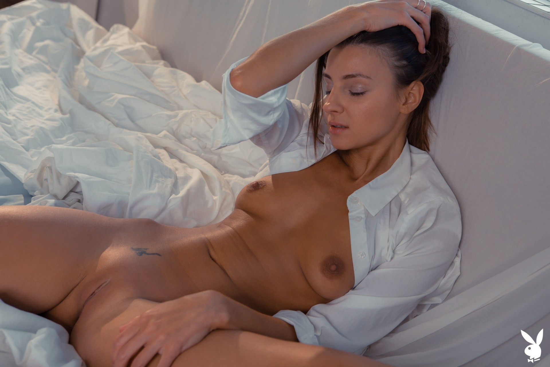 Maria Ryabushkina In Essential Attraction Playboy Plus (15)