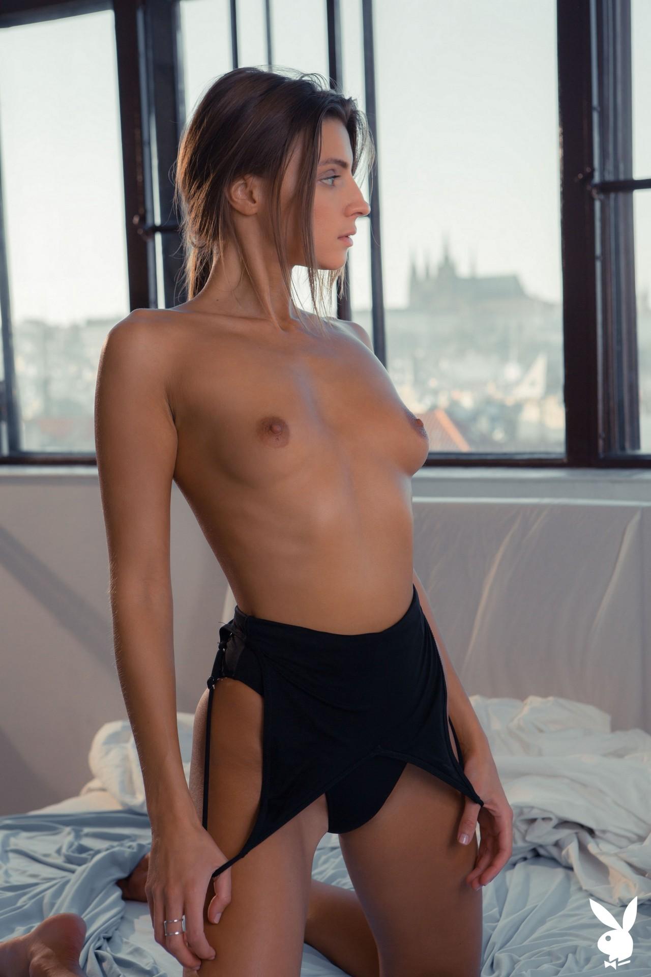 Maria Ryabushkina In Essential Attraction Playboy Plus (7)