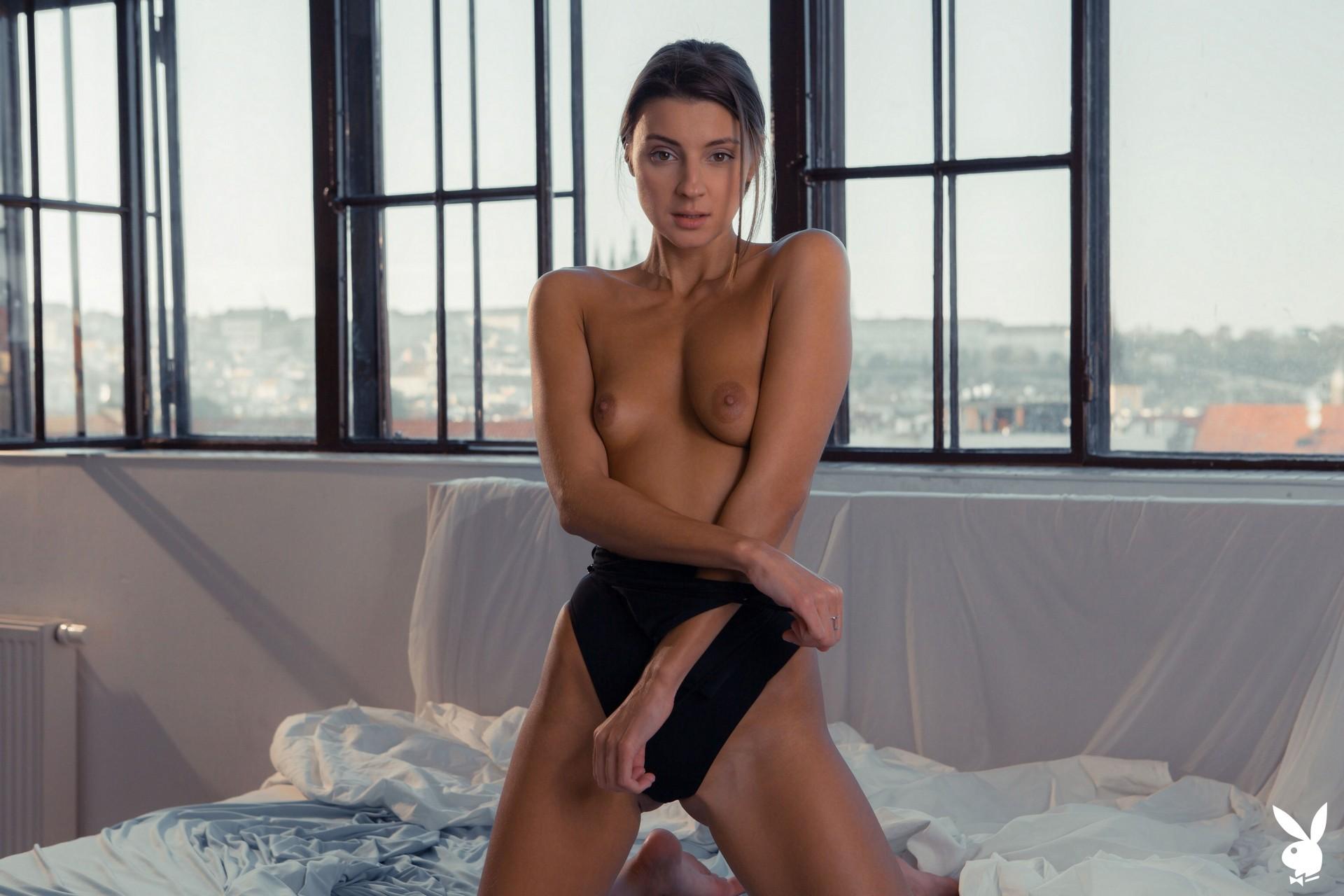 Maria Ryabushkina In Essential Attraction Playboy Plus (8)