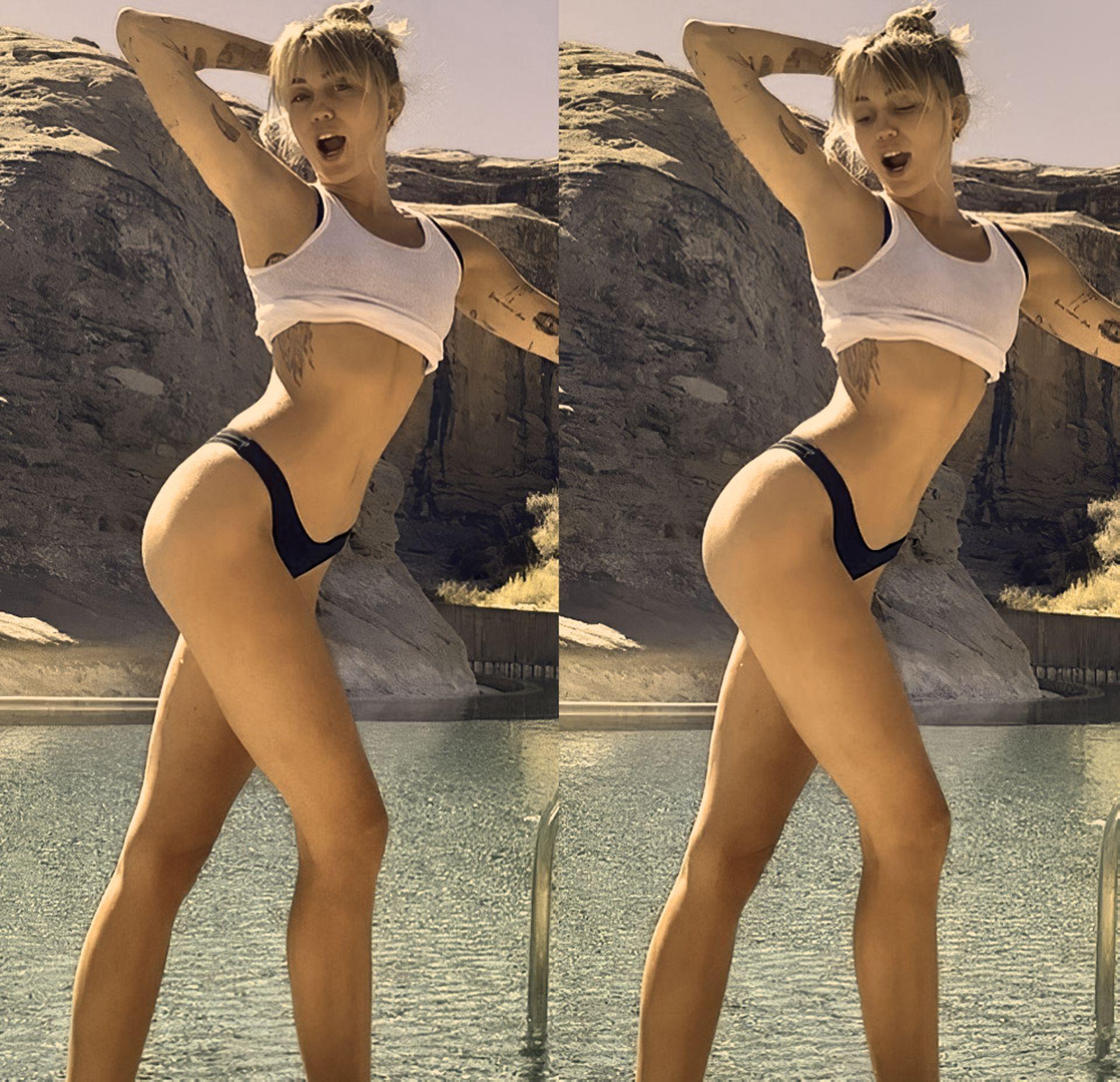 Miley Cyrus Sexy 001