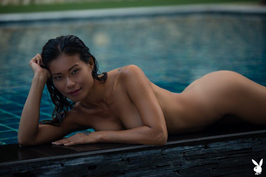 Maki Katana in Restoring Waters - Playboy Plus (17)