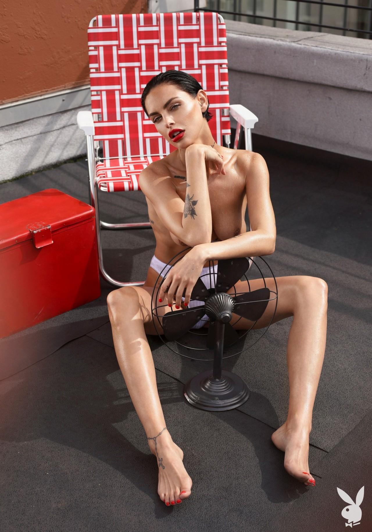 Playmate July 2019 Teela Laroux Playboy Plus (12)