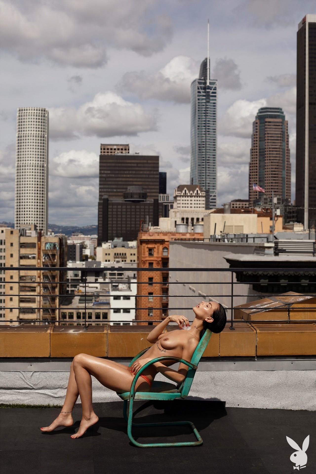 Playmate July 2019 Teela Laroux Playboy Plus (22)