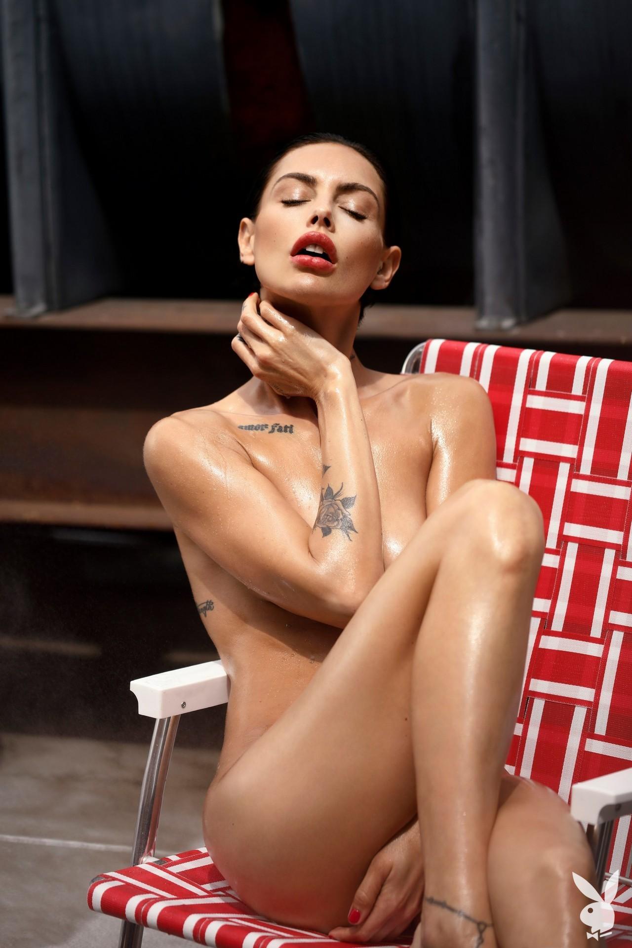 Playmate July 2019 Teela Laroux Playboy Plus (33)