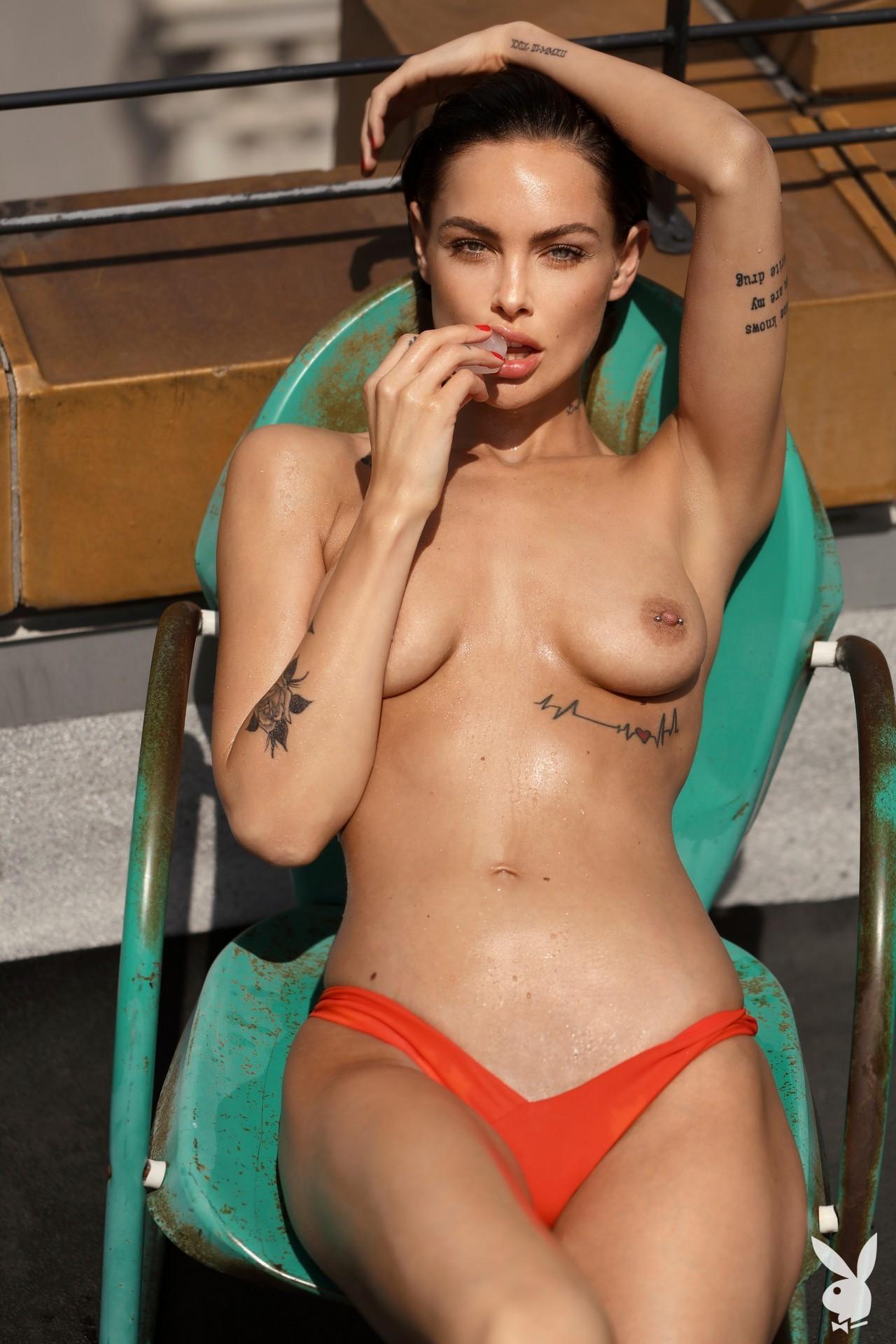 Playmate July 2019 Teela Laroux Playboy Plus (42)