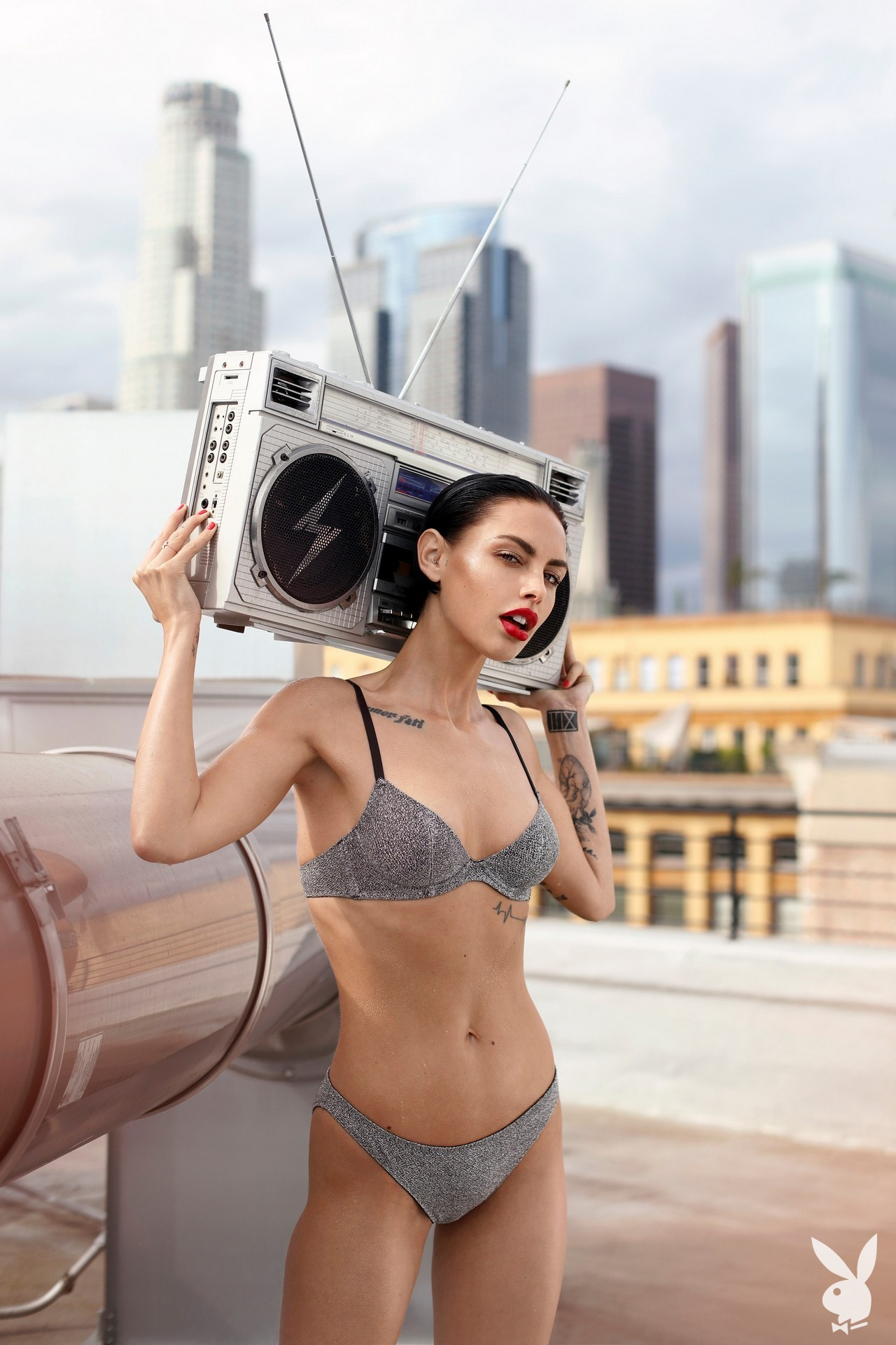 Playmate July 2019 Teela Laroux Playboy Plus (10)