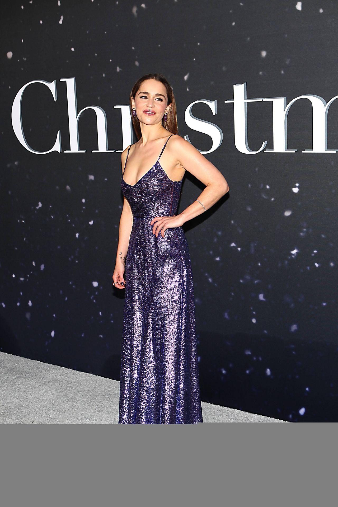 Emilia Clarke Sexy 007