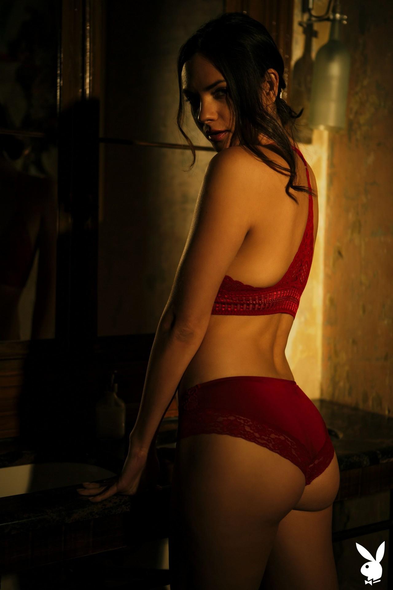 Flora Garai In Gentle Persuasion Playboy Plus (2)