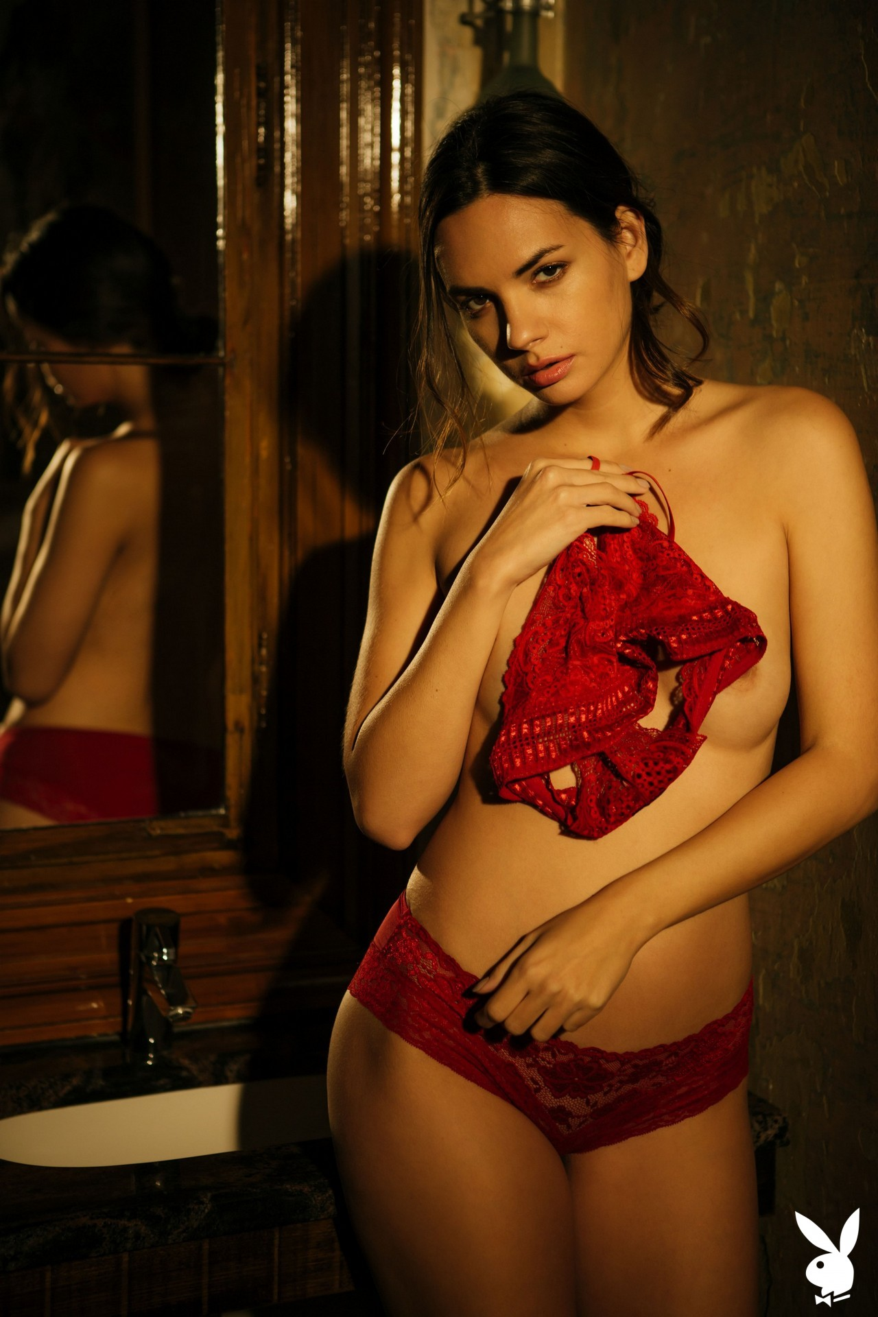 Flora Garai In Gentle Persuasion Playboy Plus (11)