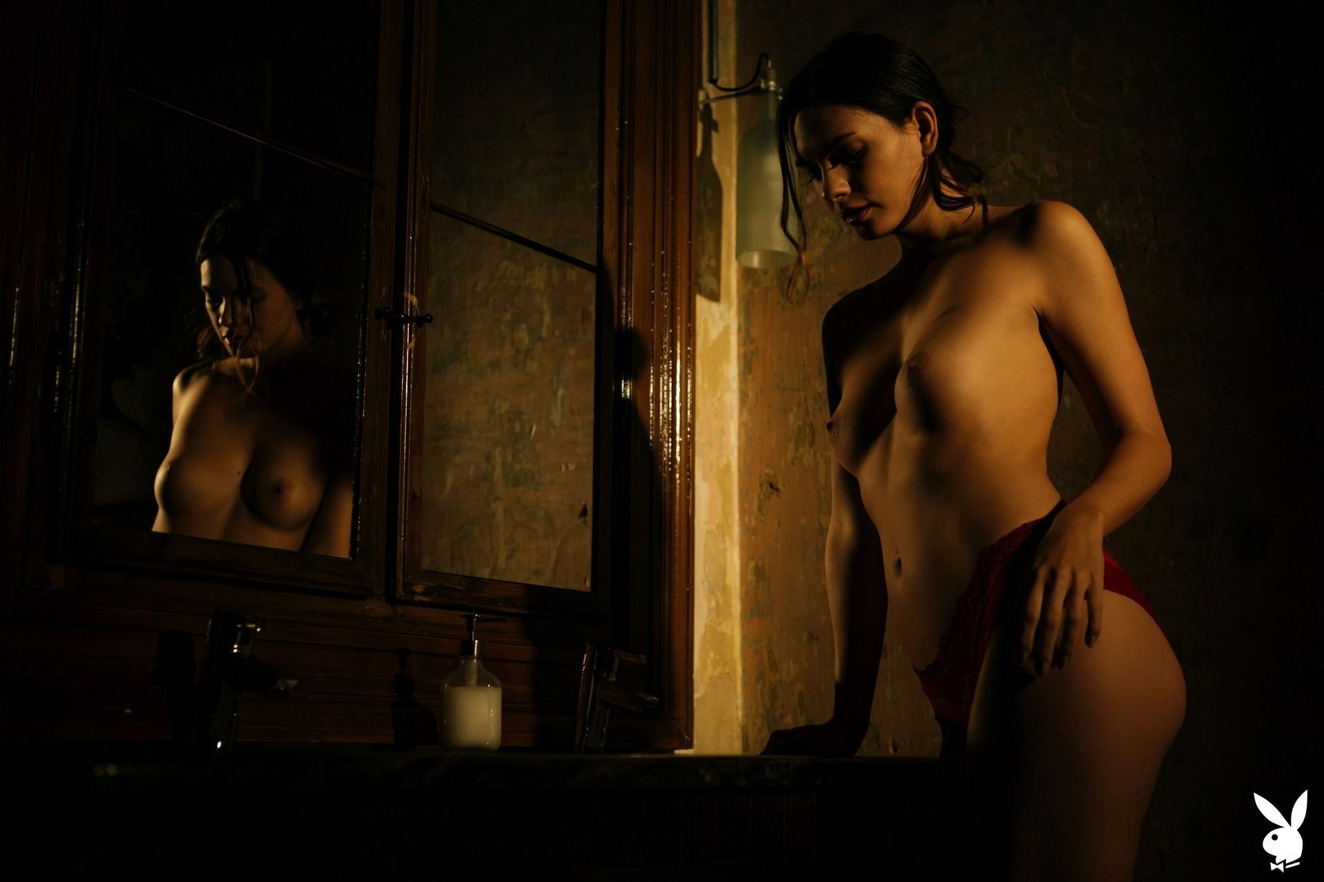 Flora Garai In Gentle Persuasion Playboy Plus (17)