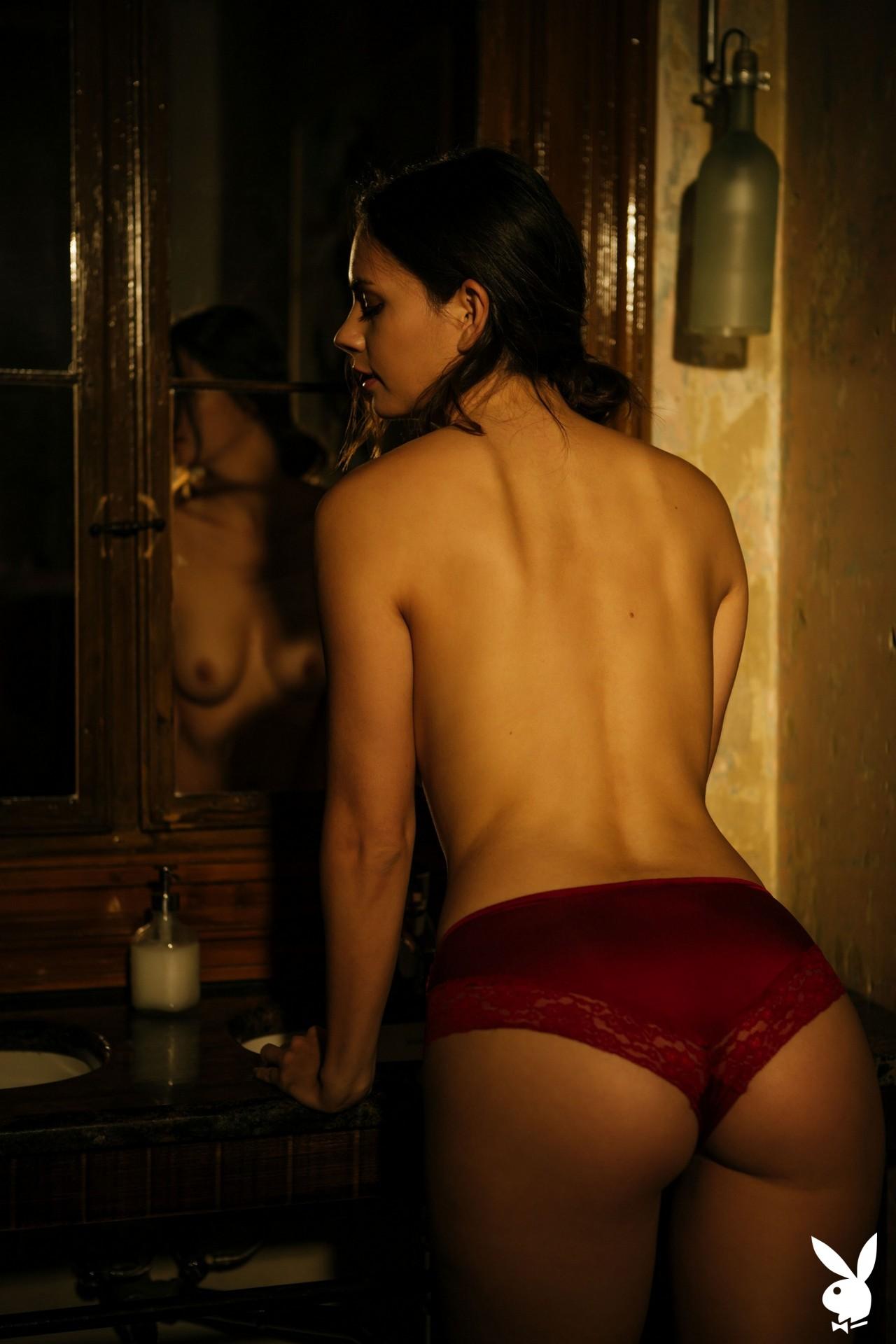 Flora Garai In Gentle Persuasion Playboy Plus (19)