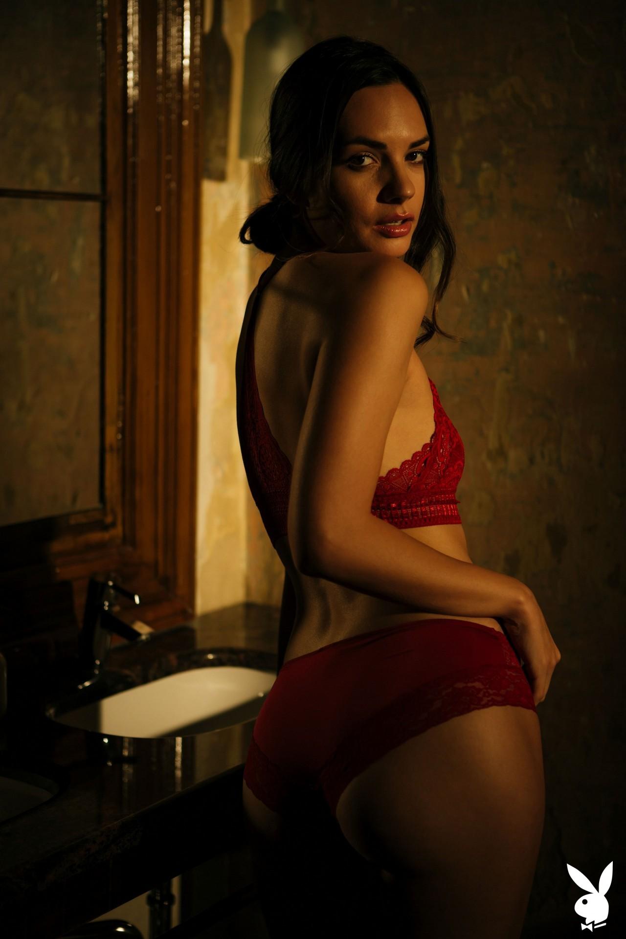 Flora Garai In Gentle Persuasion Playboy Plus (3)