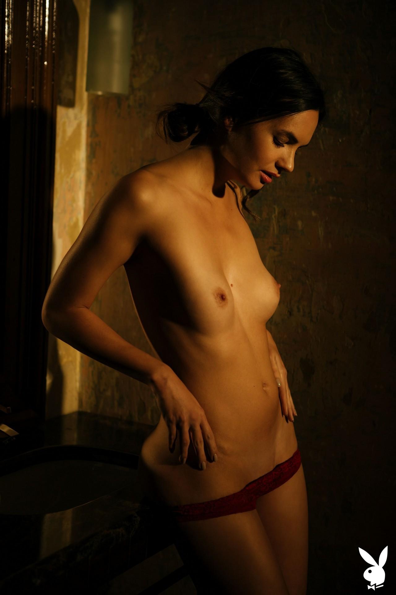 Flora Garai In Gentle Persuasion Playboy Plus (21)