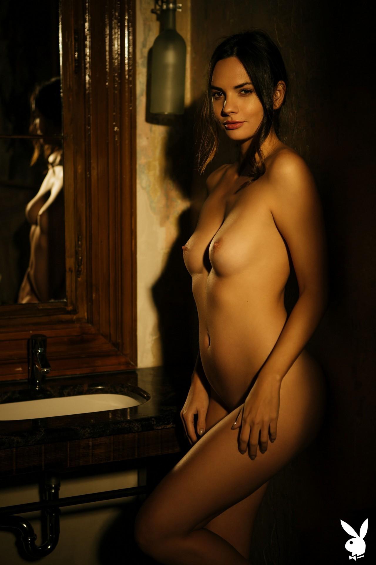 Flora Garai In Gentle Persuasion Playboy Plus (25)