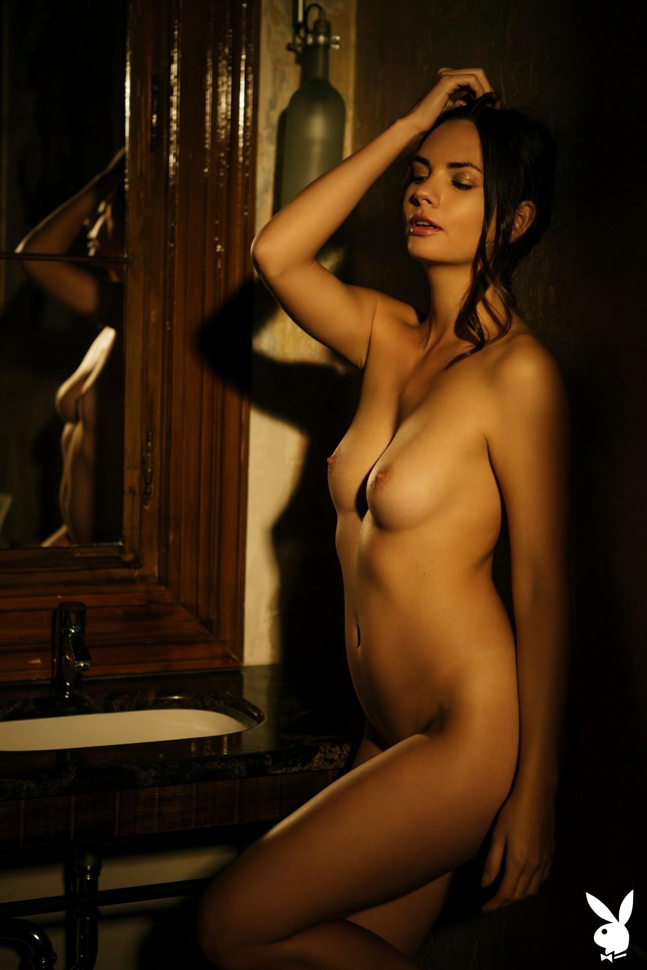 Flora Garai In Gentle Persuasion Playboy Plus (26)