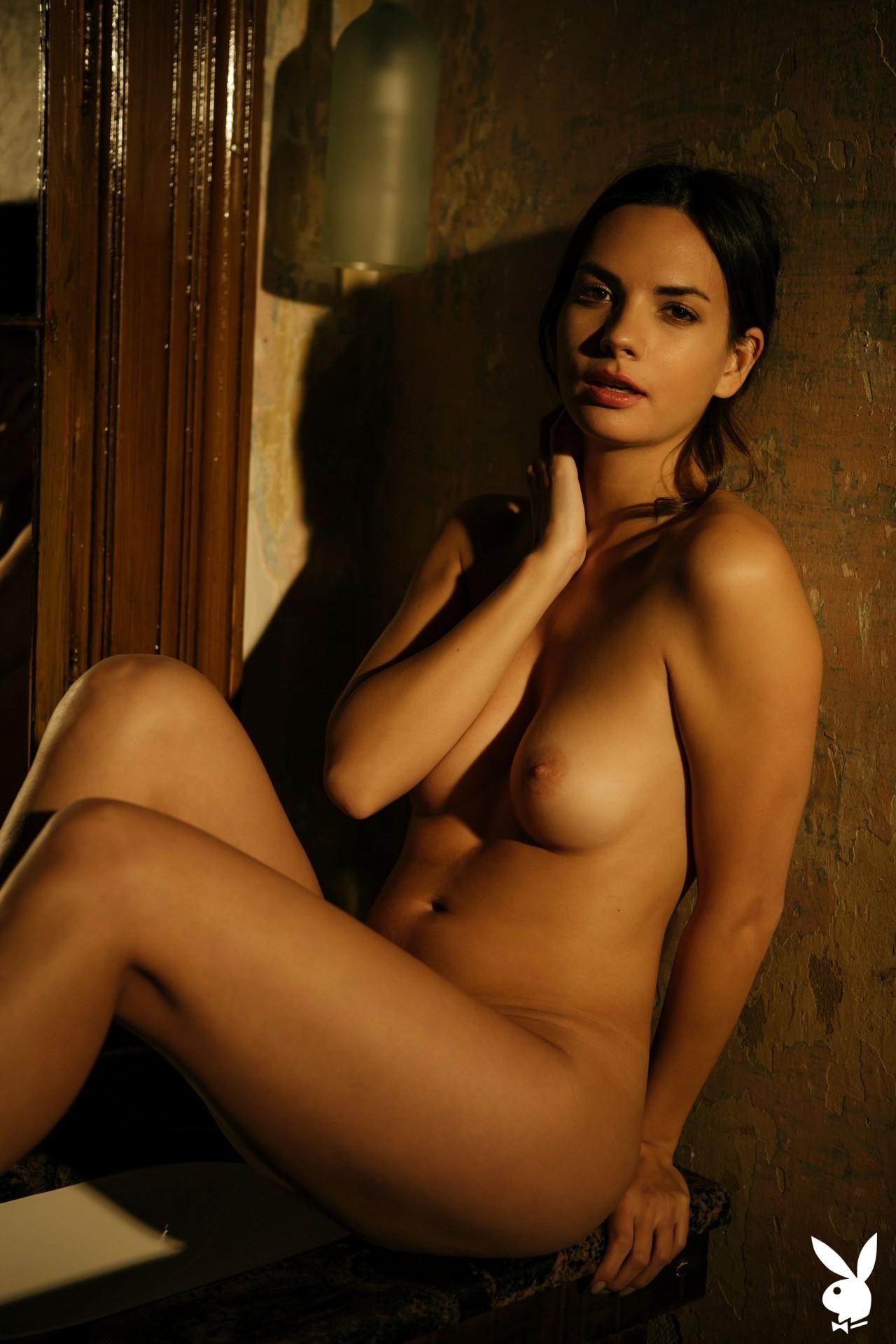 Flora Garai In Gentle Persuasion Playboy Plus (27)