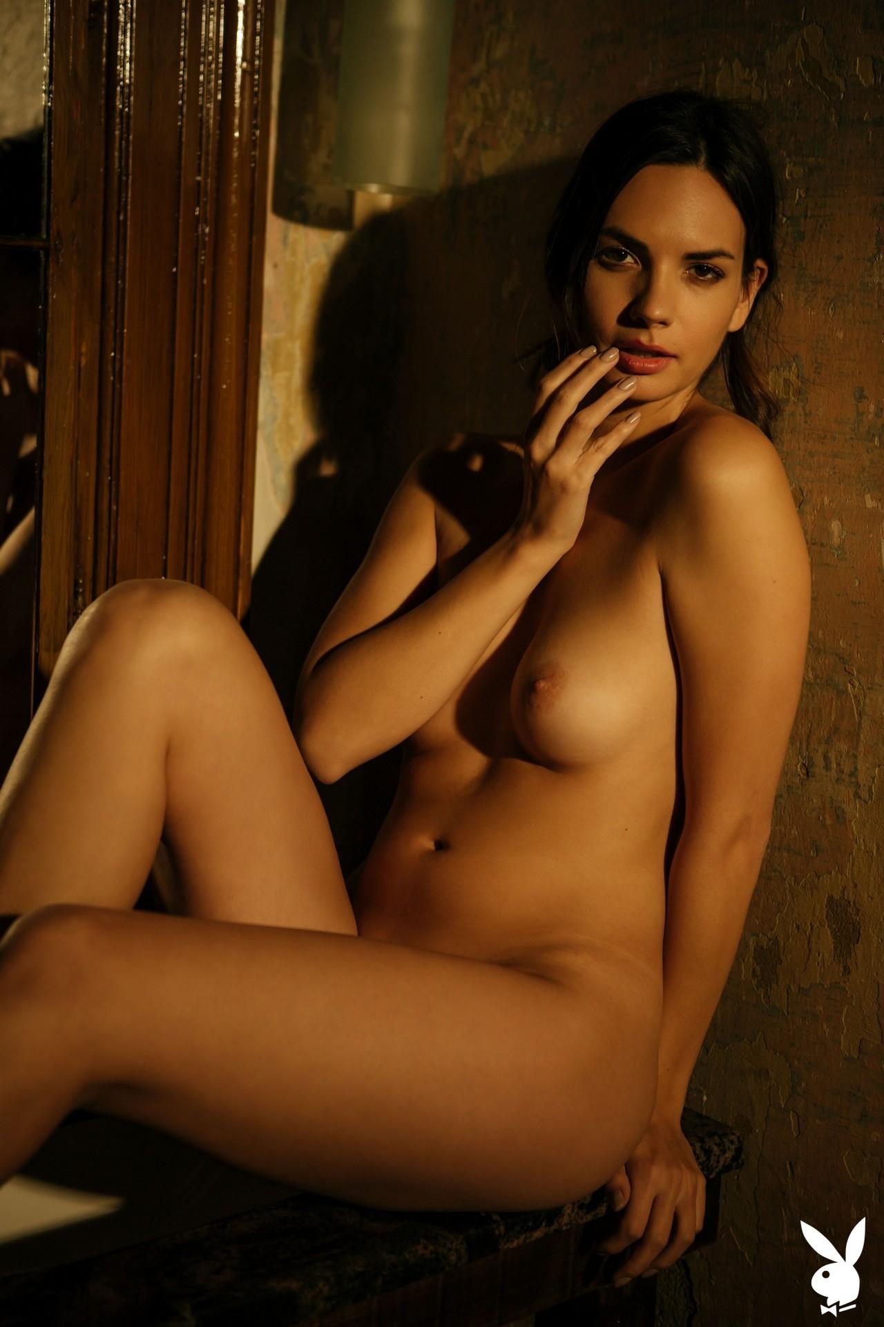Flora Garai In Gentle Persuasion Playboy Plus (29)