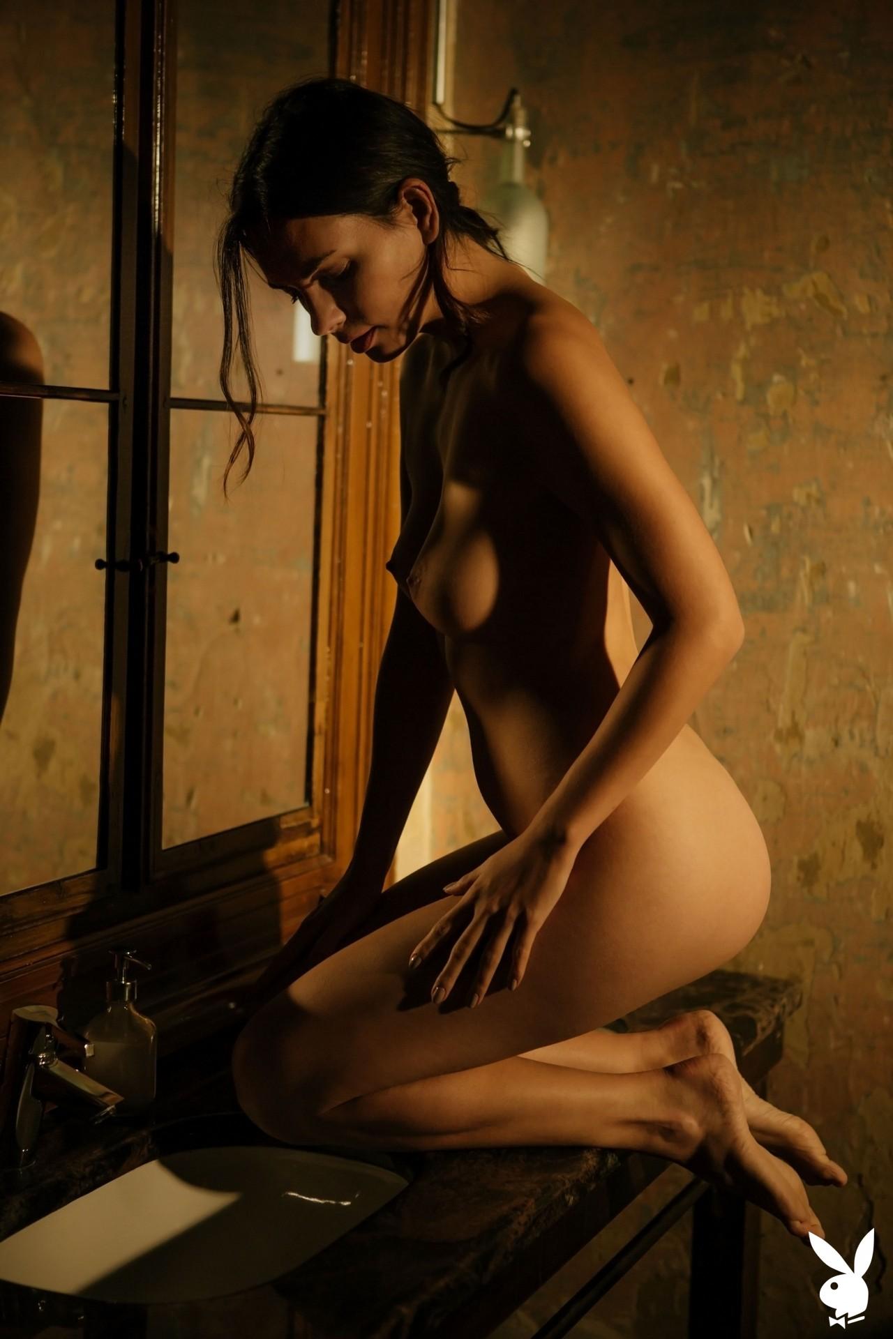 Flora Garai In Gentle Persuasion Playboy Plus (30)