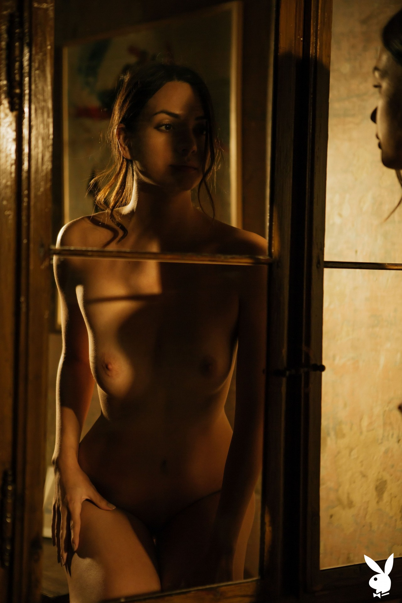 Flora Garai In Gentle Persuasion Playboy Plus (32)