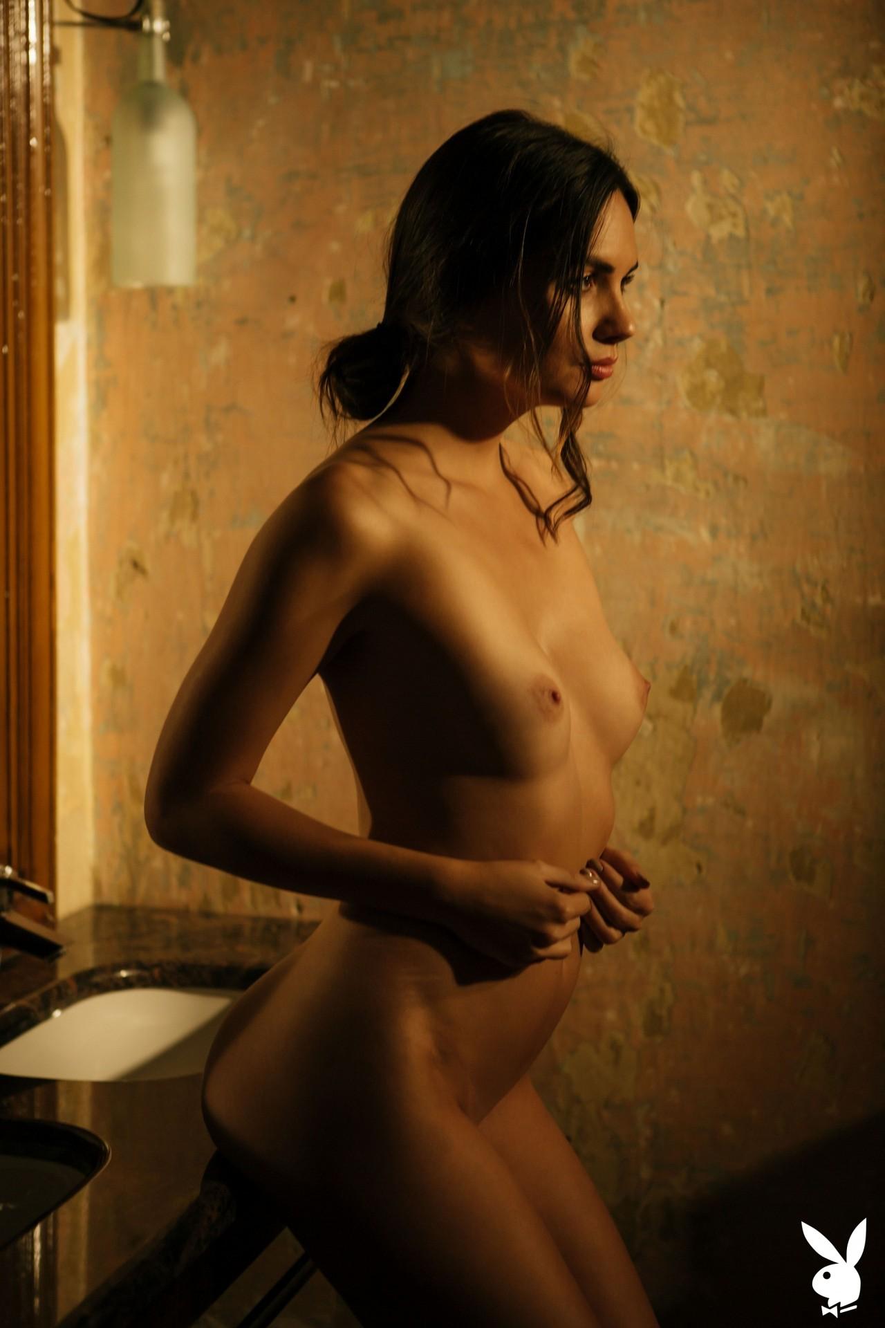 Flora Garai In Gentle Persuasion Playboy Plus (39)