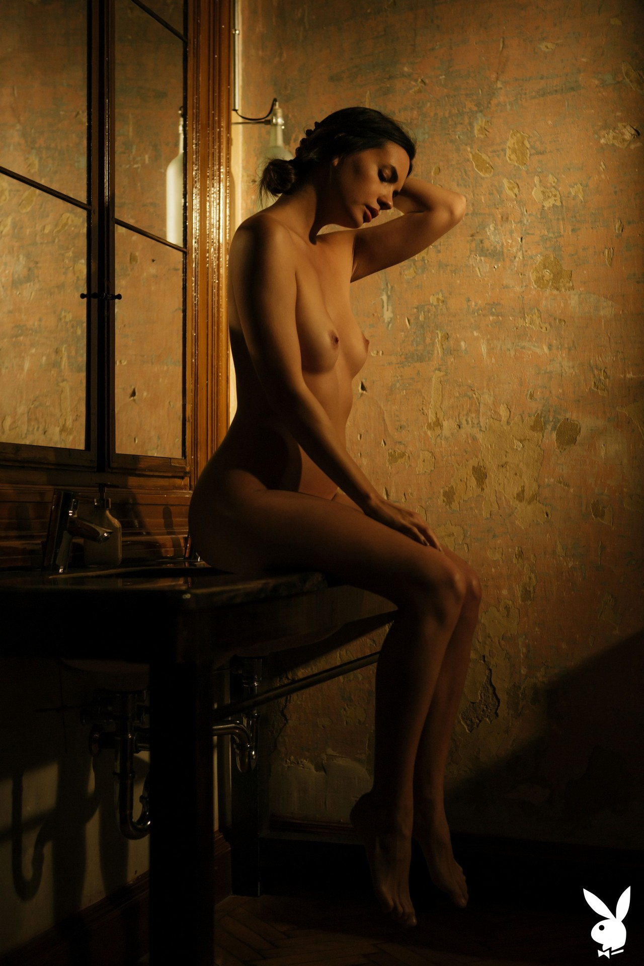 Flora Garai In Gentle Persuasion Playboy Plus (40)