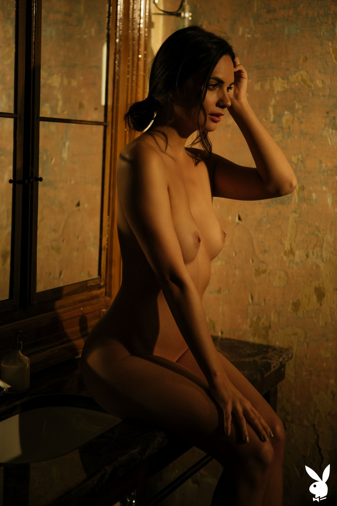 Flora Garai In Gentle Persuasion Playboy Plus (41)
