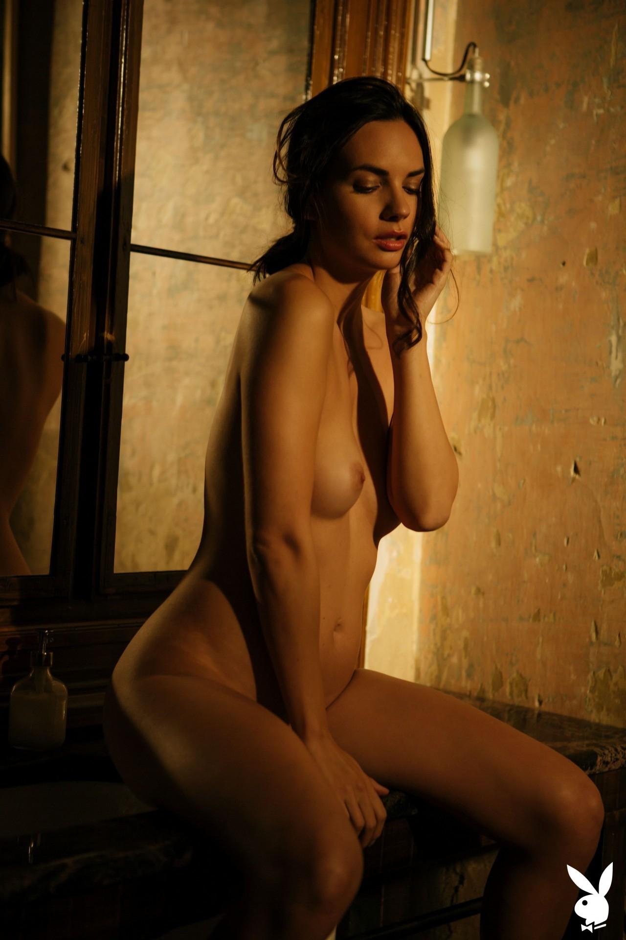 Flora Garai In Gentle Persuasion Playboy Plus (43)